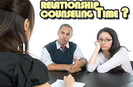 Relationship Counseling Time ?