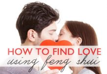 how to find love using feng shui
