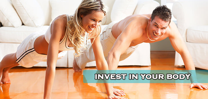 couples invest body