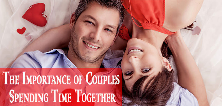 How Much Time Should Dating Couples Spend Together