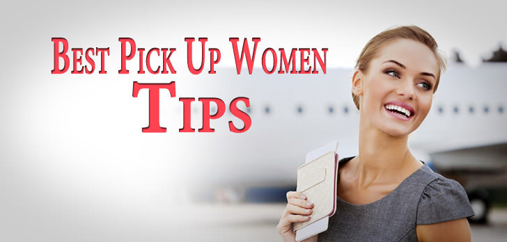Best Pick Up Women Tips