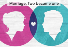 Marriage Two become one